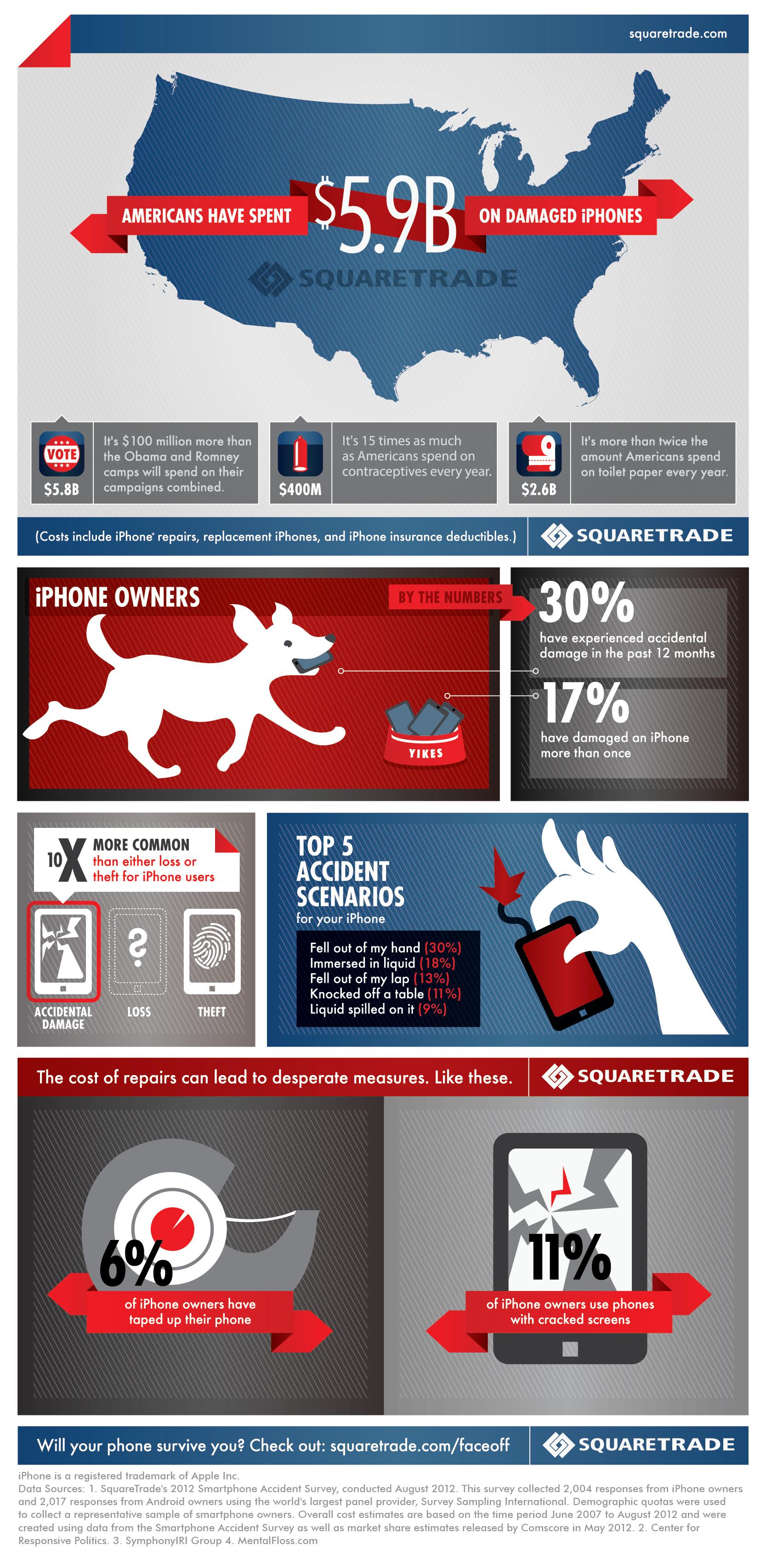 iPhone repair info